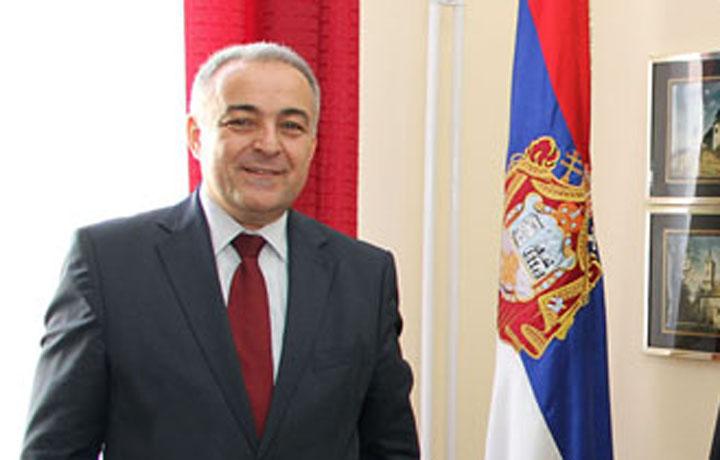 Slikovni rezultat za Direktor Uprave za saradnju s crkvama i verskim zajednicama dr Mileta Radojević